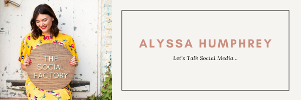 Alyssa Humphrey – The Social Factory